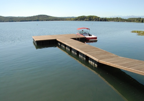 Pontoons And Floating Systems Floats Platforms