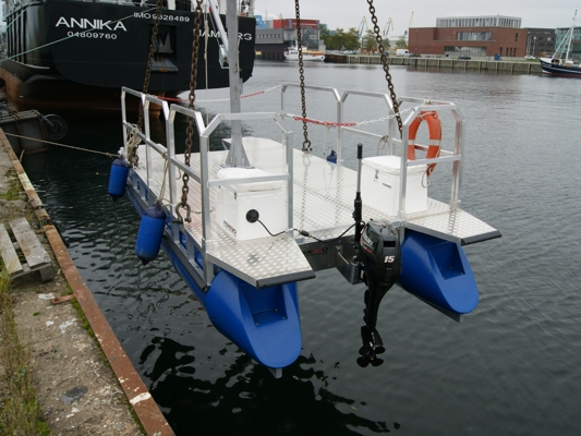 PEREBO pontoon boats - the right boat for every occasion