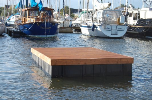 Floating Platforms Pontoons And Floating Systems