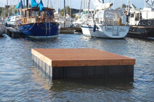 Floating Platforms Pontoons And Floating Systems