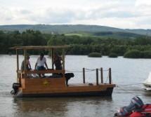 caribbean pontoon boat
