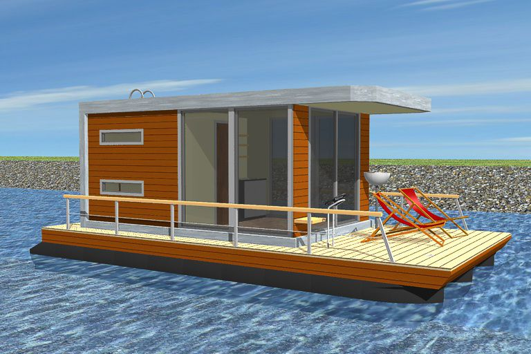 Houseboats Amp Floating Homes Living On Water
