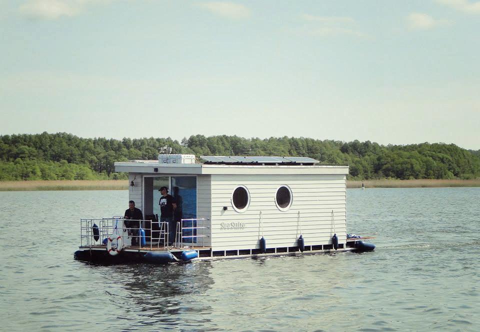 configurator house boat platform
