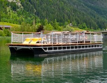 excursion pontoon boat