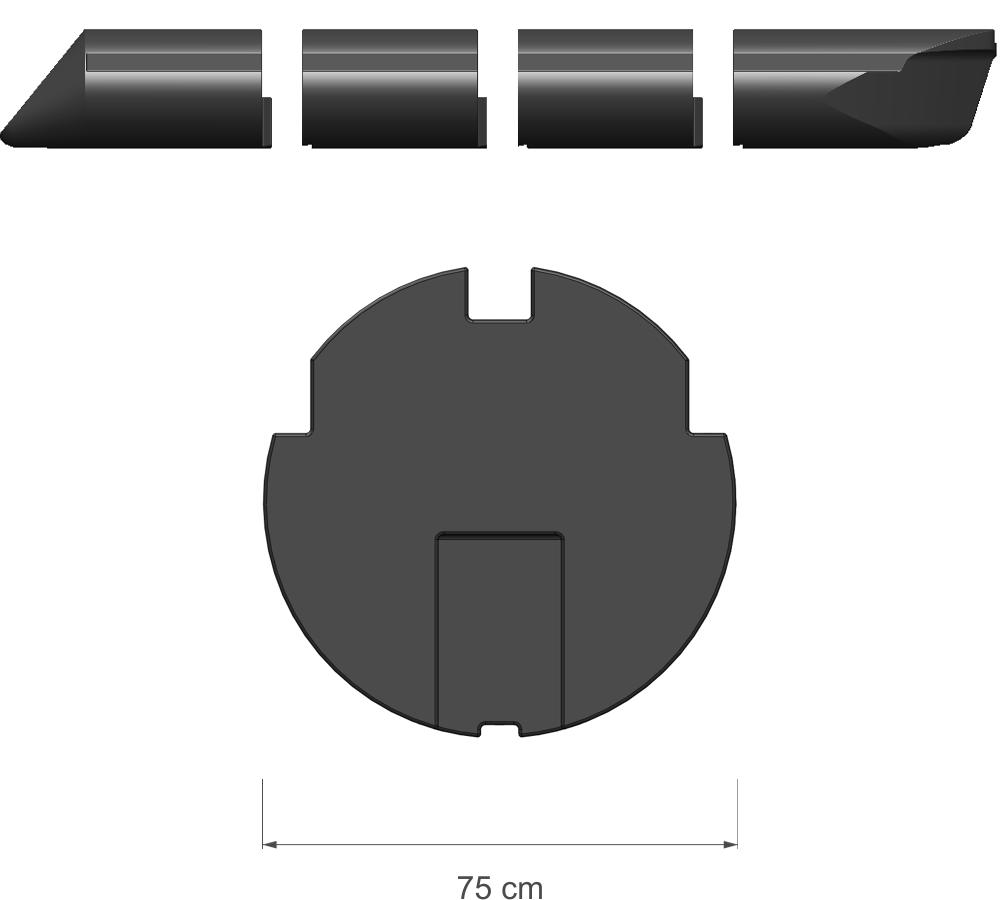 modular pontoon system PT01