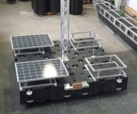 floating laboratory station