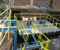 floating pump pontoon