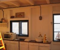 house boat kitchen