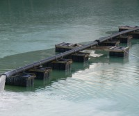 floating pipeline bridge