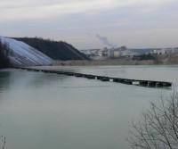 pipeline pontoons