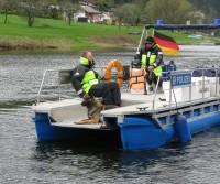 water police vessel