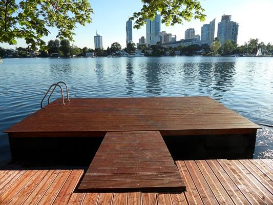 Floating Jetties Best Floating Docks And Dock Fingers
