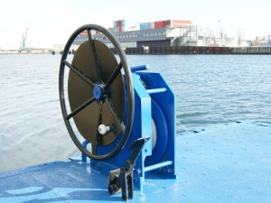 mooring winch big
