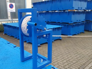 mooring winch small