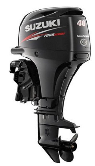 petrol outboard engine