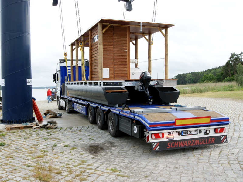Boat Kits The Individual Kit For Your Pontoon Boat By Perebo
