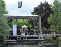 floating concert stage